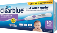 CLEARBLUE Ovulationstest fortschrittlich & digital